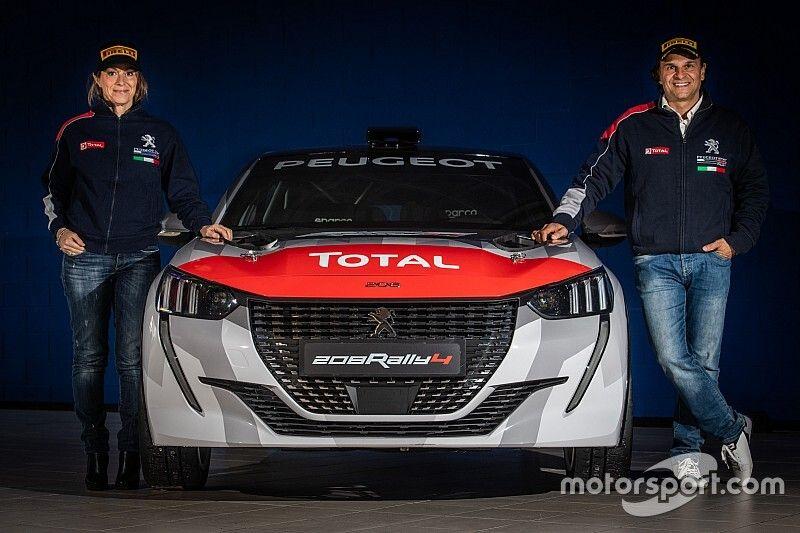 CIR: ecco come Peugeot ha riformato la coppia Andreucci-Andreussi