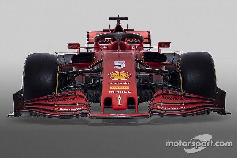 Ferrari ne changera pas la philosophie de son aileron avant