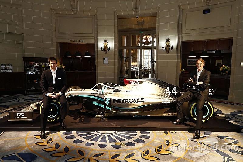 """沃尔夫称梅赛德斯退出F1乃""""无稽之谈"""""""