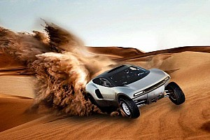 Prodrive prepara una macchina per correre alla Dakar 2021