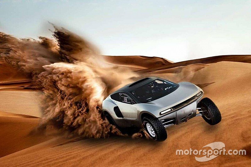 Prodrive start Dakar Rally-project voor 2021