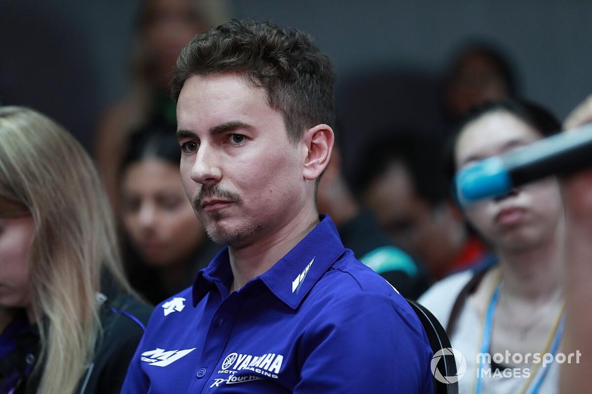 Yamaha wil Lorenzo inzetten tijdens laatste testdag op Sepang