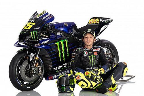 Последний байк Росси? Галерея Yamaha M1 для сезона-2020