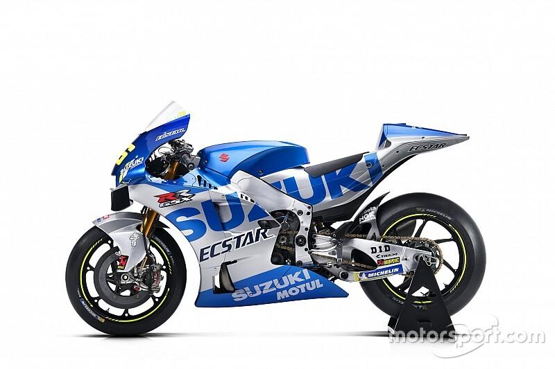 Foto's: De nieuwe kleurstelling van Suzuki