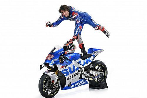 """Álex Rins: """"Na Suzuki já sabem o que quero para renovar"""""""