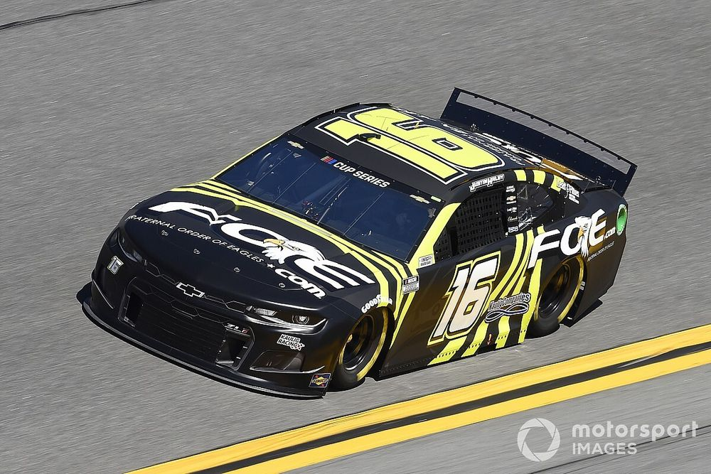 Kaulig Racing to run limited Cup schedule in 2021