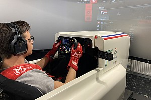 Grand Prix de France Électronique : 3 sim-drivers passent du virtuel à la réalité
