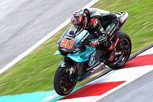 Test MotoGP Sepang, Giorno 1: Quartararo apre le danze