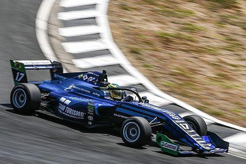 Киберспортсмен Игор Фрага вышел в лидеры Toyota Racing Series