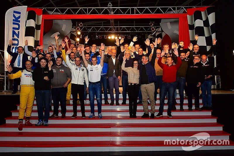Suzuki Motorsport 2019: premiazione all'Adria Motor Week