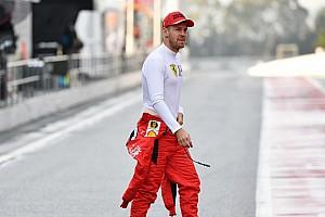 """Ferrari espera que negociações do contrato de Vettel terminem """"em breve"""""""