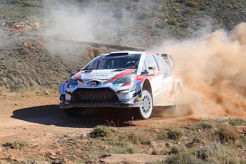 WRC, Rally Messico, Shakedown: Evans precede Neuville
