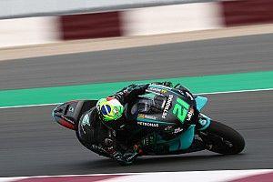 """Morbidelli: """"No puedo hablar de Rossi porque no hay nada seguro"""""""