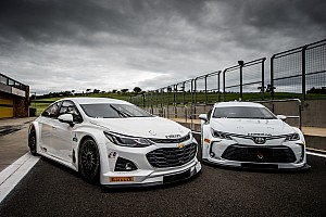 GALERIA: Os carros da Stock Car para a temporada 2020