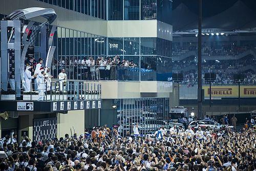 GALERÍA: las mejores imágenes del GP de Abu Dhabi