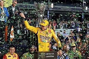 Чемпионскому кубку NASCAR придумали имя