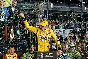 NASCAR's annual Cup Series champ to receive 'Bill France Cup'