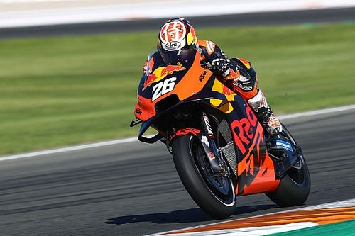 Pedrosa would now consider wildcard MotoGP return