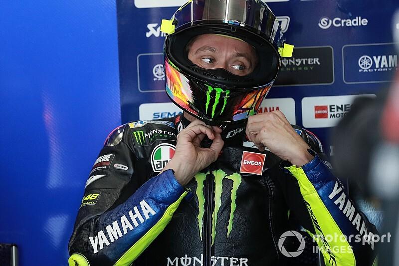 """Rossi: """"Vinales velocissimo, sta facendo la differenza"""""""