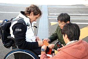 """Doktoru: """"Zanardi'nin beyin hasarı, Schumacher'inki kadar büyük değil"""""""