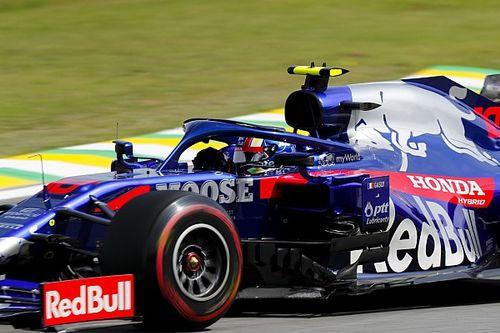 Toro Rosso dziękuje Hondzie