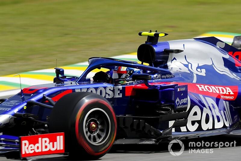 Toro Rosso atribuye a Honda su progresión esta temporada
