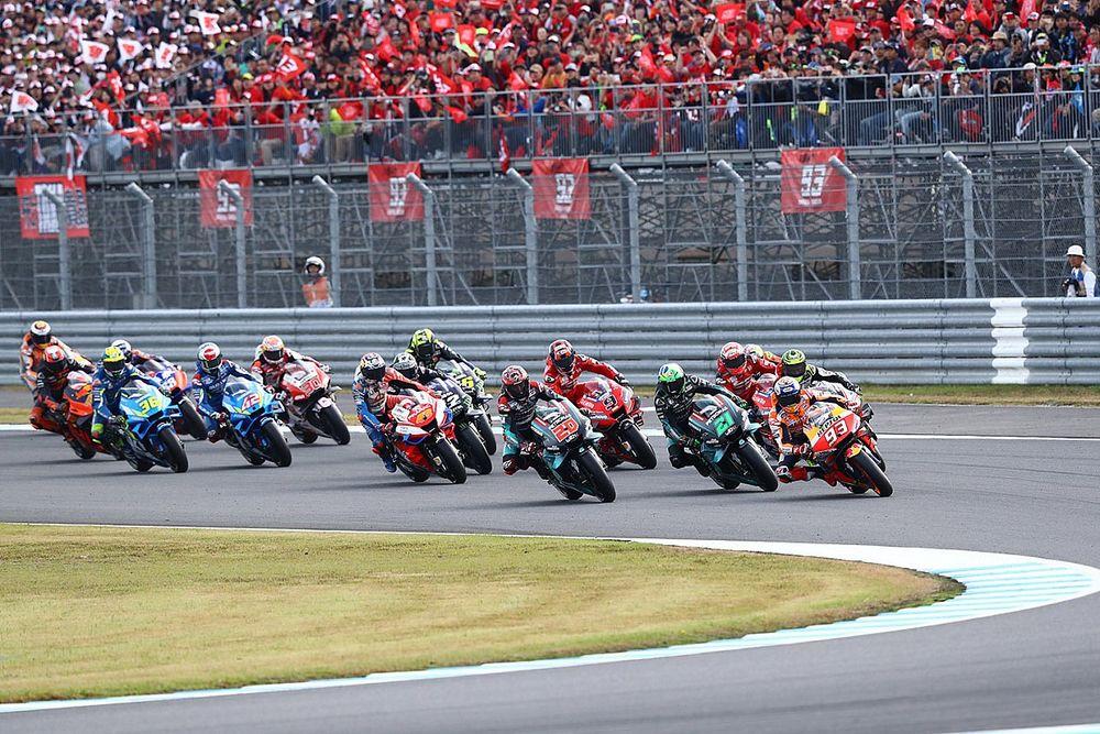 В MotoGP заморозят моторы