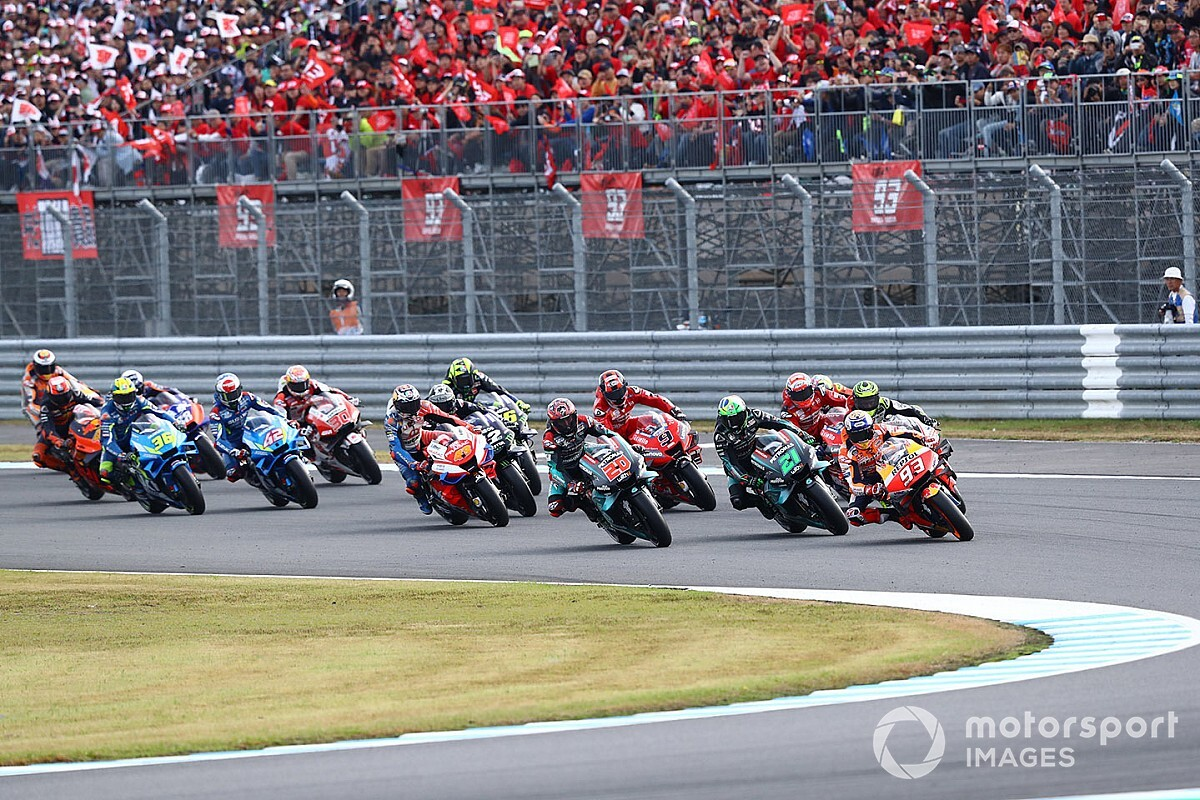 MotoGP could return to Hungary in 2022