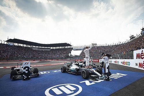 GALERÍA: el GP de México de 2015