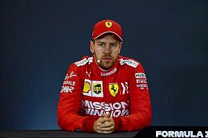 Vettel, Ferrari'nin Brezilya'da güçlü olmasını bekliyor