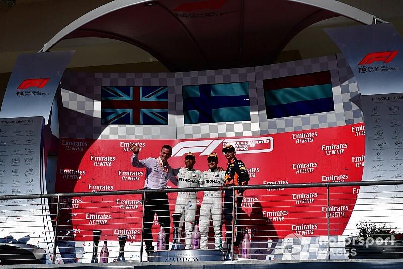 Campeonato: El ranking después del GP de Estados Unidos