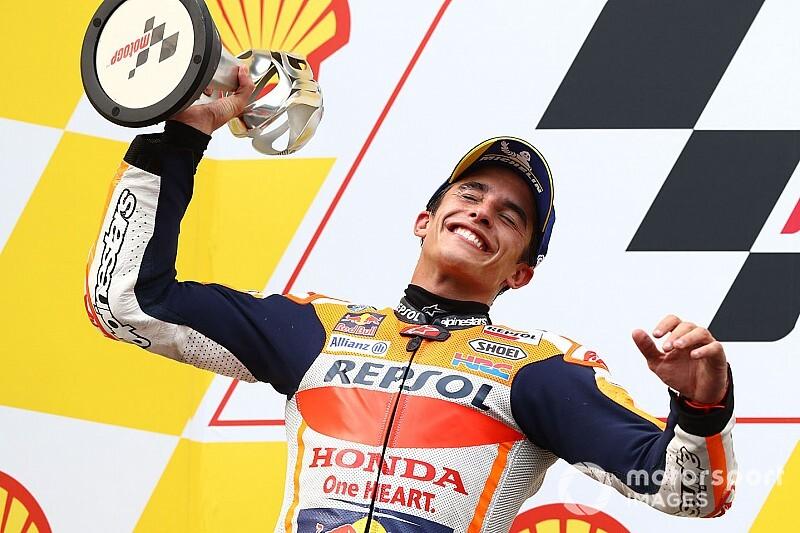 """Márquez: """"Quiero seguir en Honda porque es mi familia"""""""