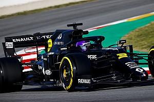 """Ricciardo: """"Testen voelt dit jaar een stuk normaler"""""""