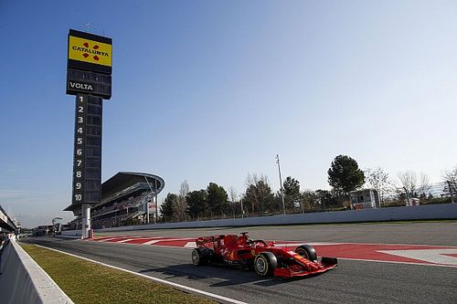 The Barcelona F1 testing as it happened