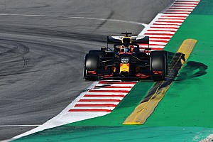 Albon : La nouvelle Red Bull est plus sympa à piloter