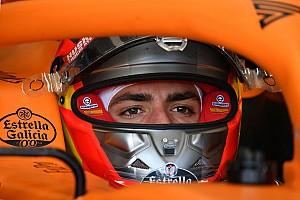 Sainz diz que nasceu para ganhar e que não será 2º piloto na Ferrari