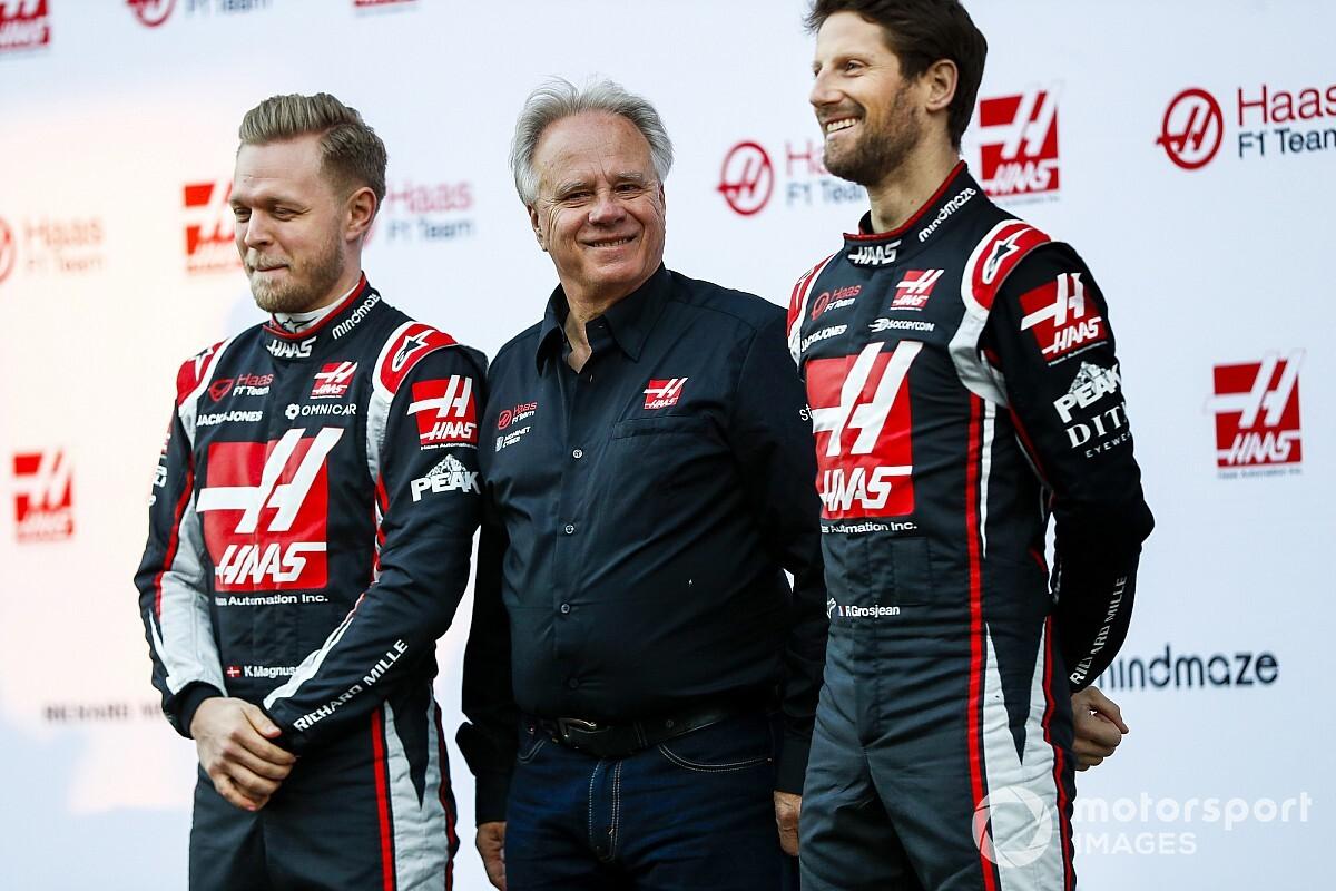 """Haas: """"Start seizoen bepaalt of we doorgaan in de Formule 1"""""""