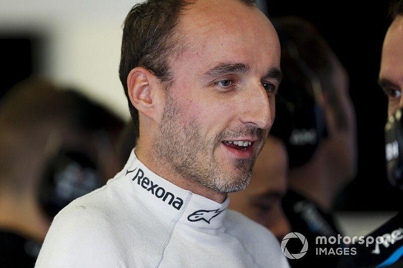 Kubica w zespole Alfa Romeo Racing Orlen