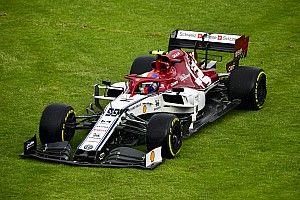 «Мы ожидали большего». Alfa Romeo о 8-м месте в Кубке конструкторов