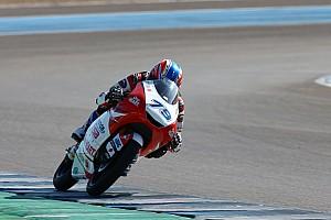 Ogura le plus rapide à Jerez
