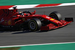 LIVE F1: Test 2 Barcellona, Giorno 1
