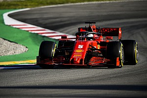 Ferrari nie podkręca silnika