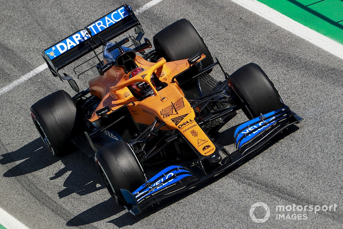 McLaren insists there was no risk of not racing in 2021