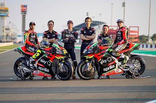 Por qué Aprilia ya es un equipo top de MotoGP