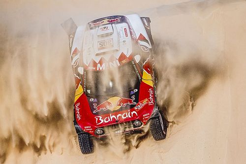 Dakar 2020, Stage 10: Sainz takes commanding lead