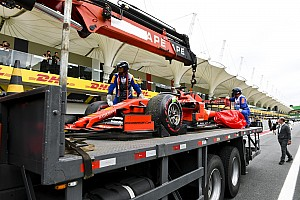 Ferrari drivers escape punishment for clash