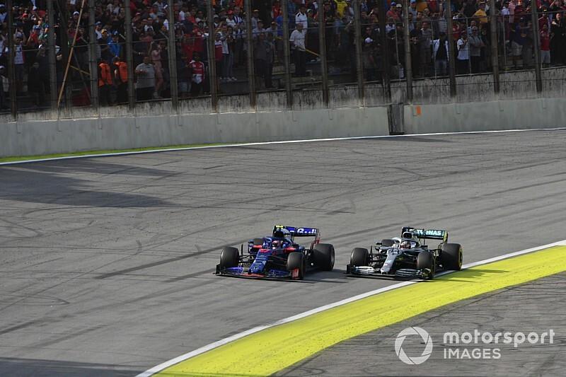 Fotogallery F1: il pazzo GP del Brasile