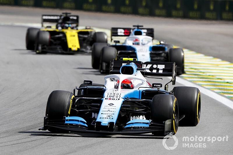 Kubica: 'Pirelli-banden slecht excuus voor teleurstellend jaar'