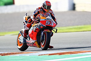 Warm-up - Márquez le plus rapide malgré une chute !