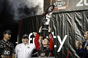 Reddick earns second straight Xfinity title with Homestead win